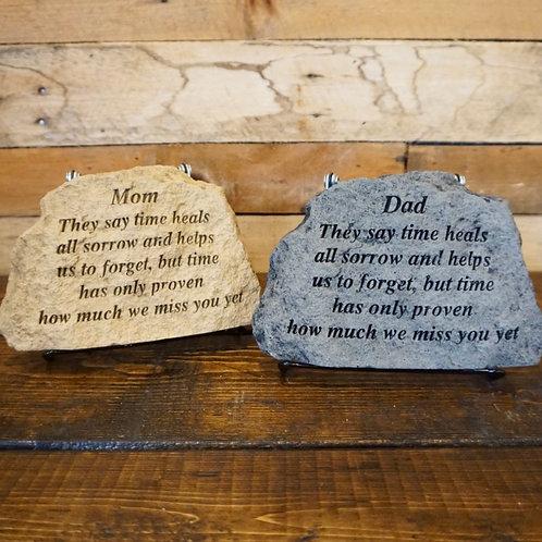 Mini Memorial Plaques