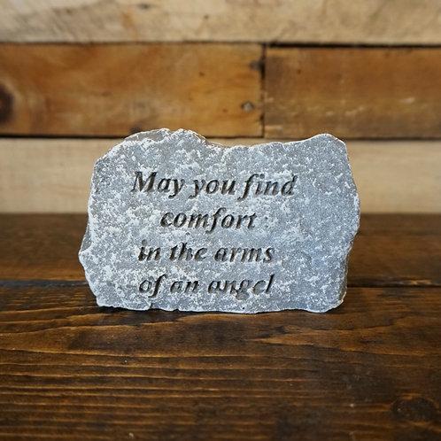 Comfort Mini Memorial Plaque