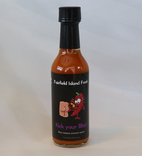5oz bottle Kick your Bhut