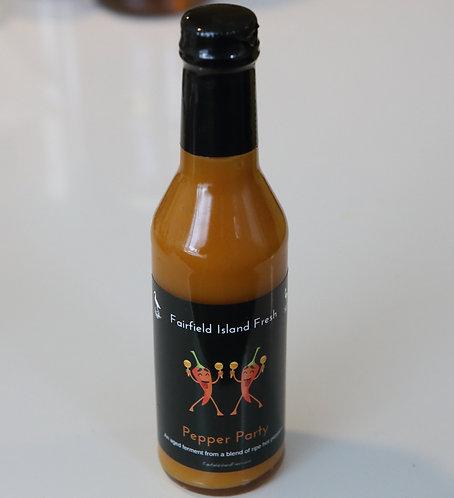 5oz bottle Pepper Party