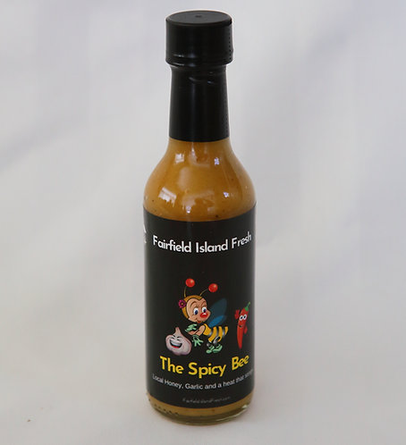 5oz bottle 'The Spicy Bee'
