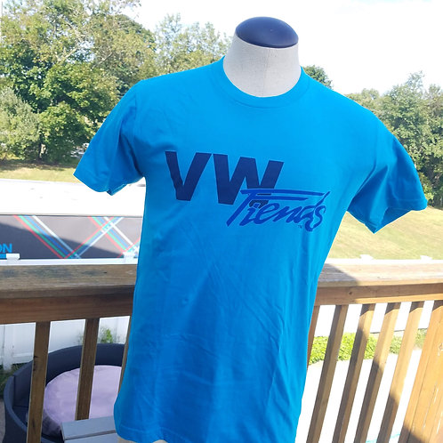 Blue Vw Fiends Shirt