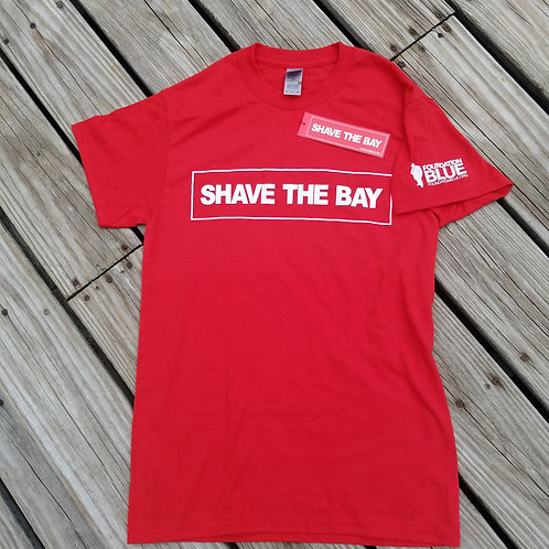 Shave the Bay T-shirt