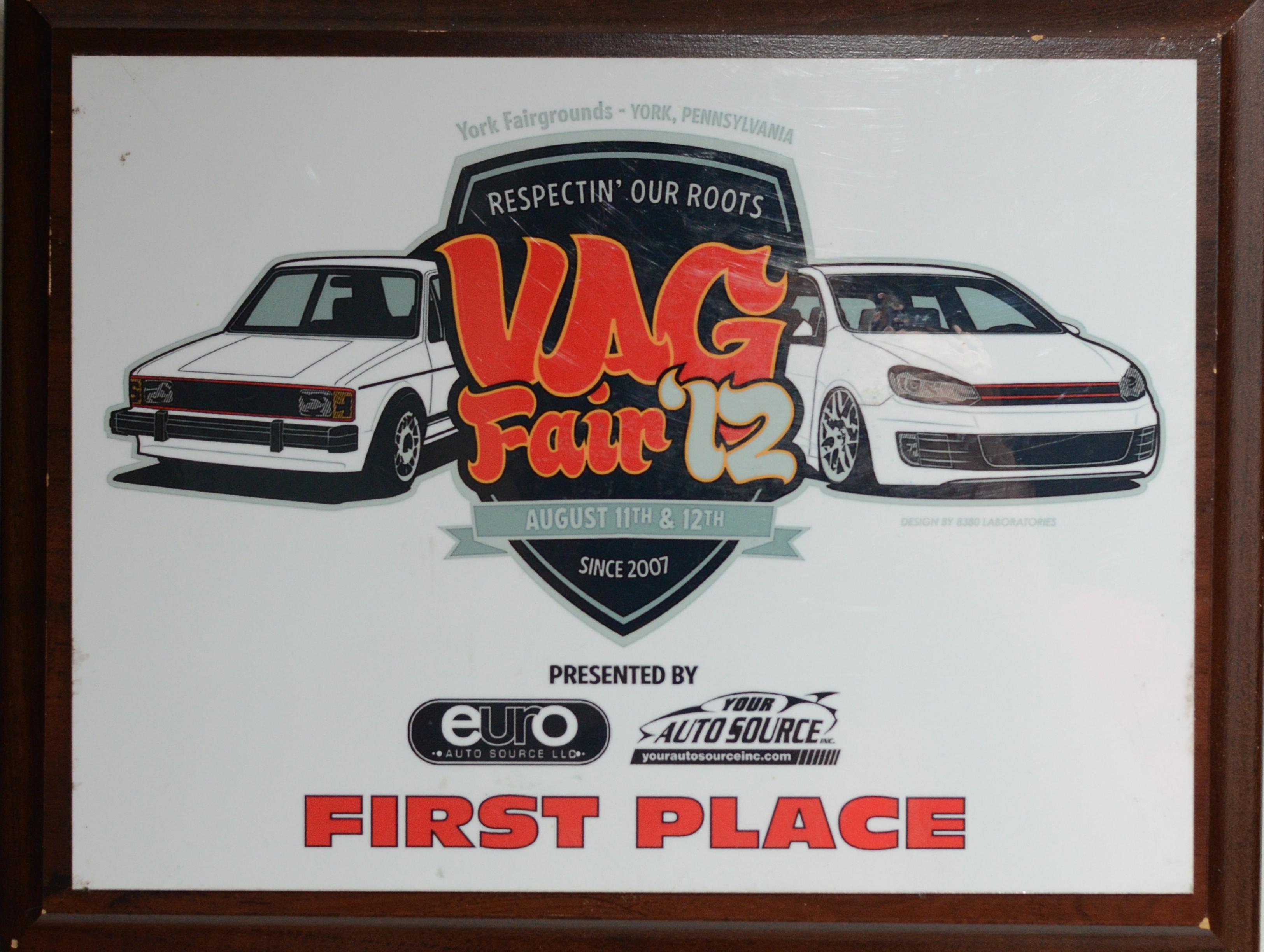 VAG Fair PA 12