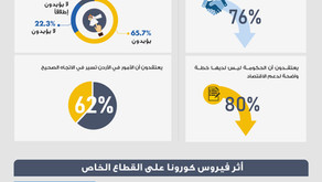 POLL 3: دراسة حول جائحة كورونا الأثرالاقتصادي على القطاع الخاص