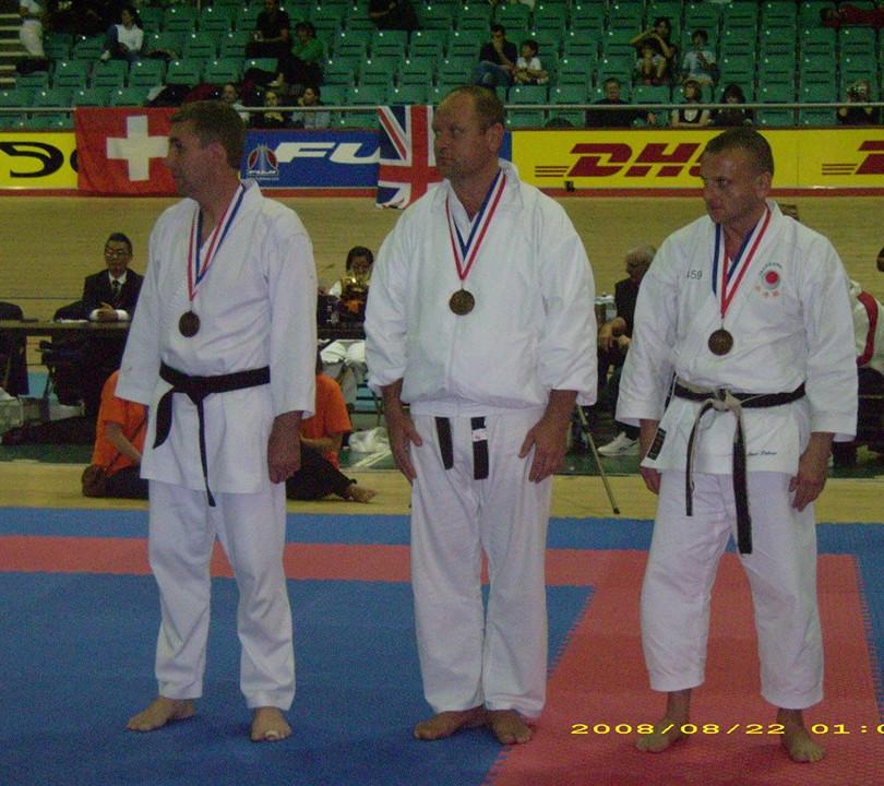 Sensei Richard - JSKA World Championship