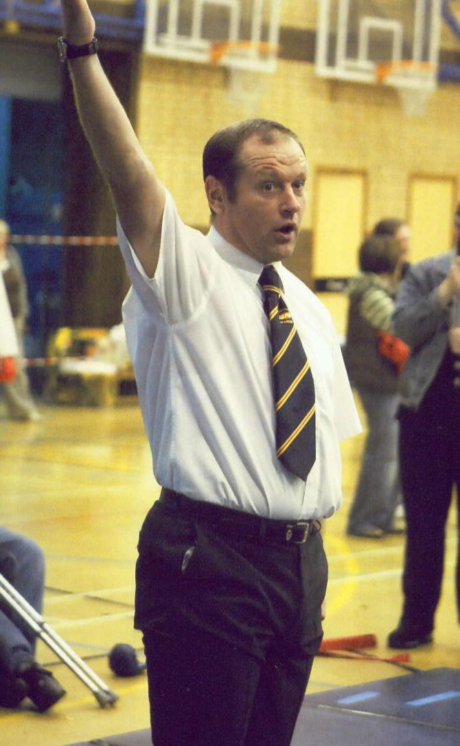 RICHARD refereeing