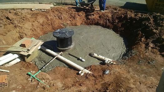 Cisternas enterradas