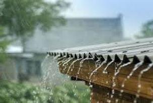 Captação água de chuva