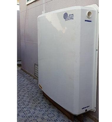 Cisterna slim 700 lts