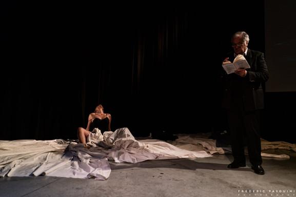 La Maladie de la Mort, Marguerite Duras.