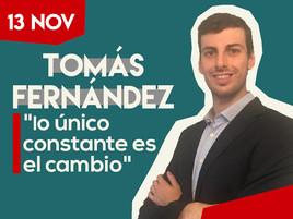 Tomás Fernández - Primer Ponente