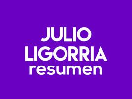 Julio Ligorria - Resumen
