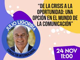 Julio Ligorría - Encuentro