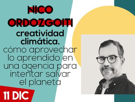 Nico Ordozgoiti - Cuarto Ponente