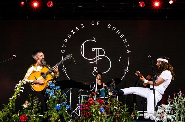 Gypsies of Bohemia