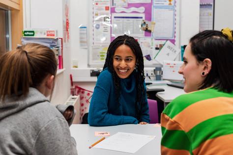 Peer Mentoring: Seniors