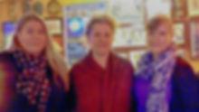 Nete Dietrich, Rikke Hallund, Birgit Jørgensen