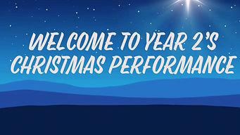 EYFS Christmas Production