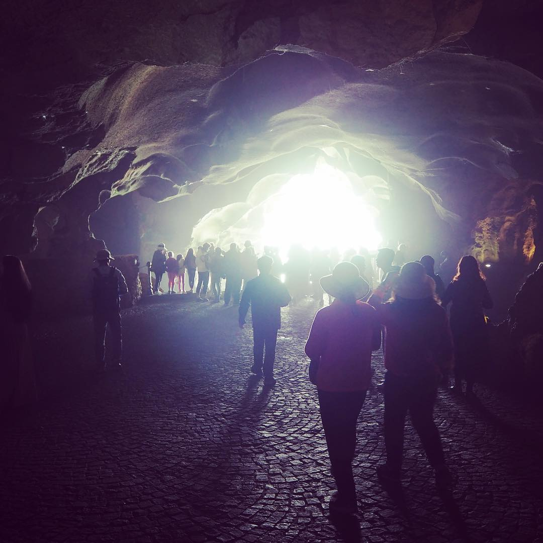 The AFRICAN cave