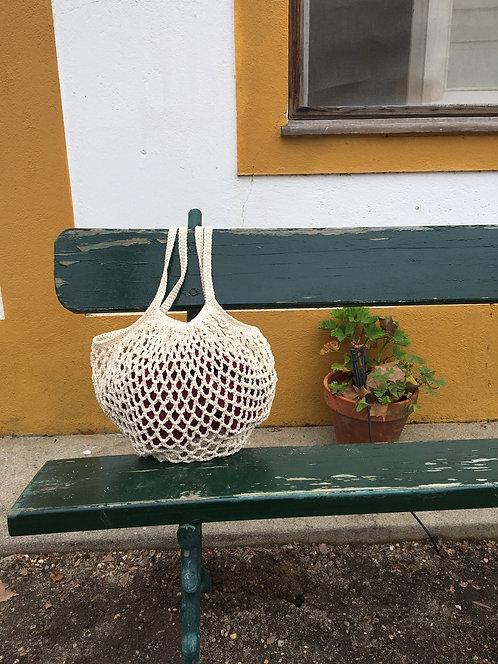 [Cotton] French Market Bag