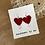 Thumbnail: [Wool] Crochet earrings Hooks&Charm-E