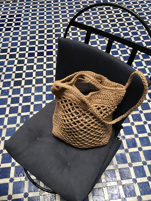 [Hemp] Bucket Bag / Shoulder Bag