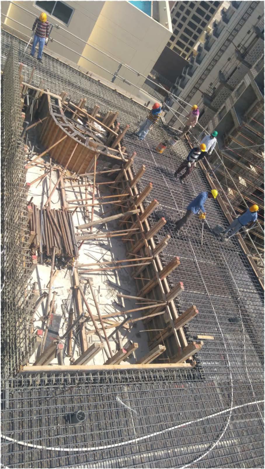 Pool Deck - Under Construction