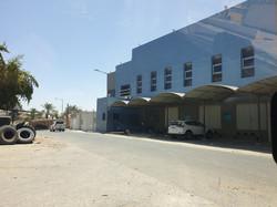 External Rear Office