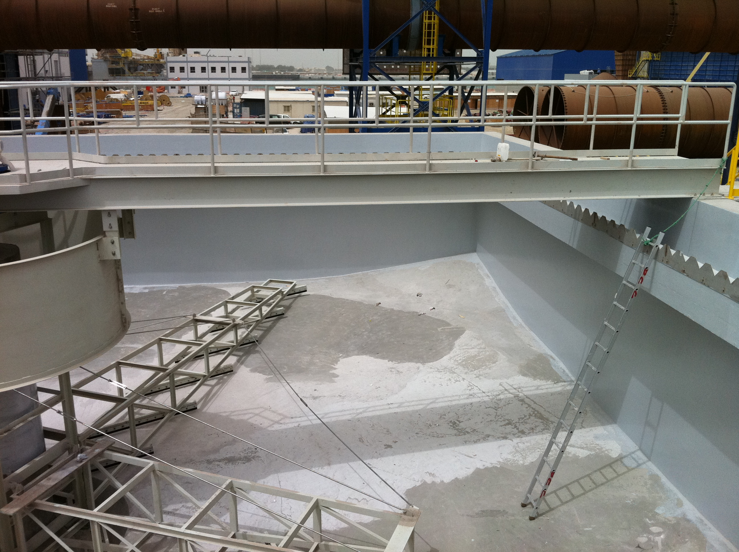 Prepared concrete Sorting Tank -1 .jpg