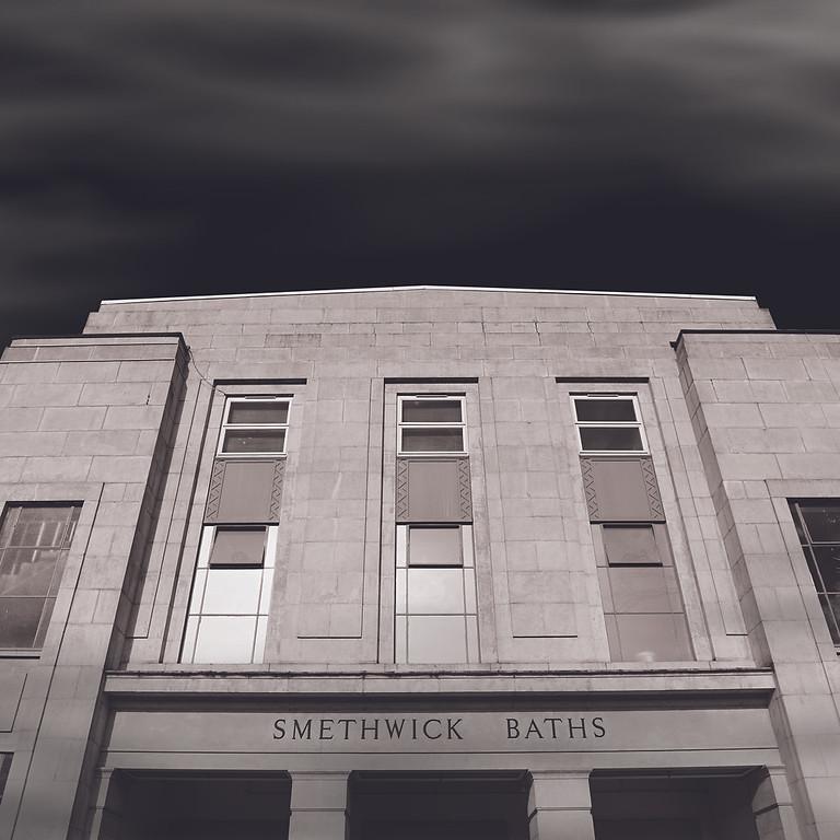 Smethwick Baths Ghost Hunt