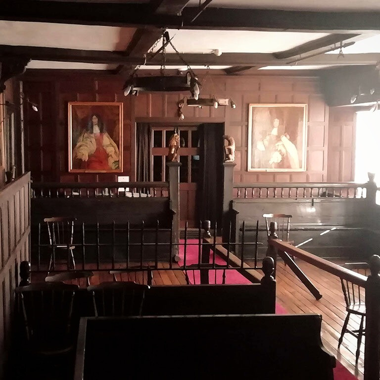 Sandwich Guildhall Museum Ghost Hunt