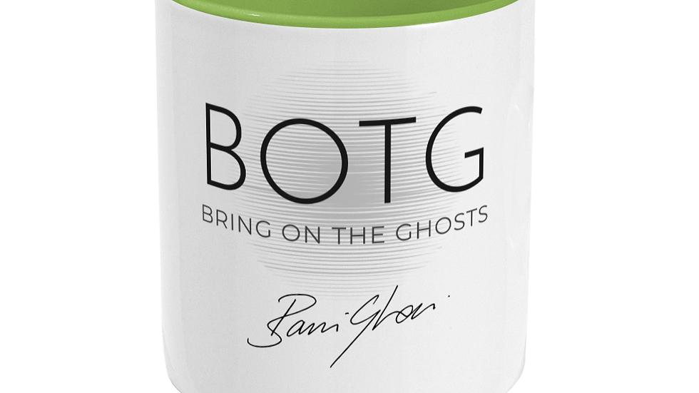 BOTG - Official Autographed Mug