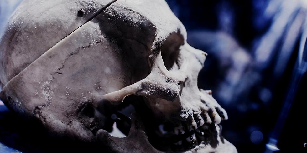 True Crime Museum Halloween Ghost Hunt