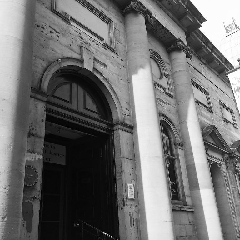 Galleries of Justice Ghost Hunt
