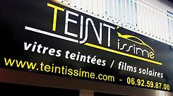 Vitres teintées 974 La Réunion Film solaire