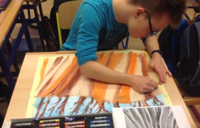 Naši žáci uspěli ve výtvarné soutěži