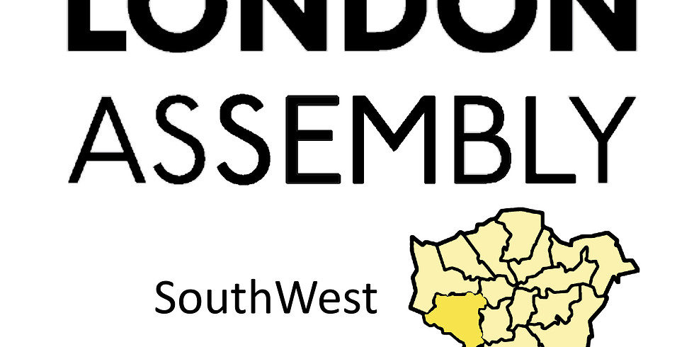 SW London GLA Candidate Hustings