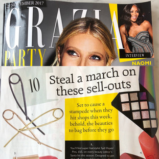 Grazia UK 27th November 2017