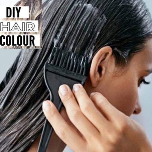 DIY HOME HAIR COLOUR