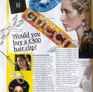 Grazia Tuesday 20th March 2018