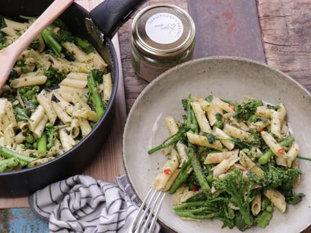 Goodness Greens Pesto Pasta