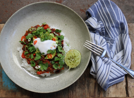 Veggie Bean Chilli