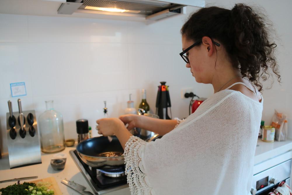 Persephone's Pantry   vegetarian convenience food Perth