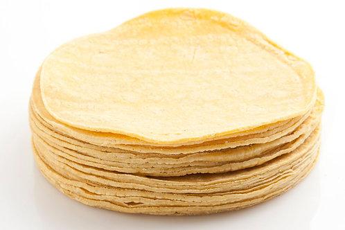 Persephone's Pantry | Soft Corn Tortillas