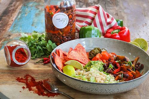 Persephone's Pantry   Mexican Black Bean Mix (Vegan)