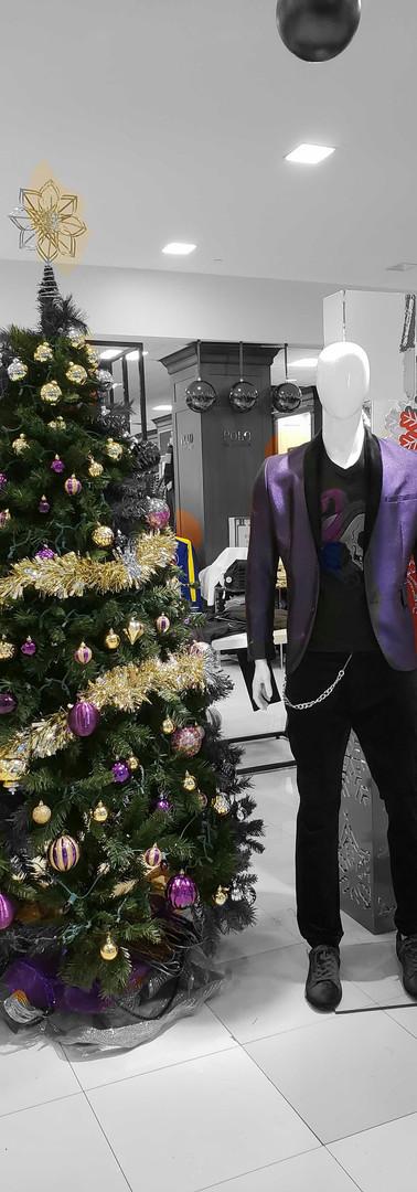 Omega Psi Phi Fraternity, Inc. Christmas Tree