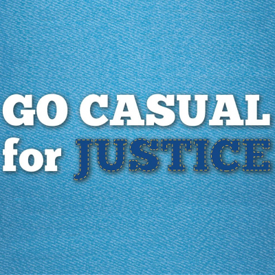 Go Casual for Justice