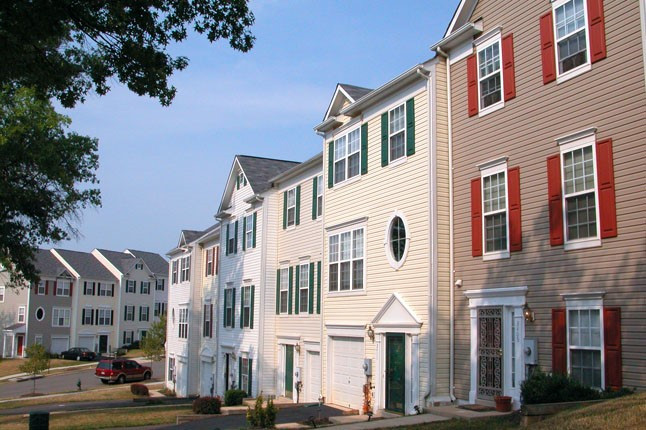 Townhomes at Oxon Creek