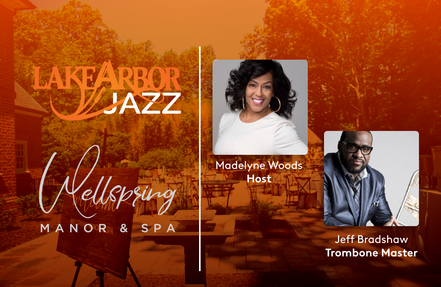 Lake Arbor Jazz: Safe Summer Sounds from Wellspring Manor & Spa (1)